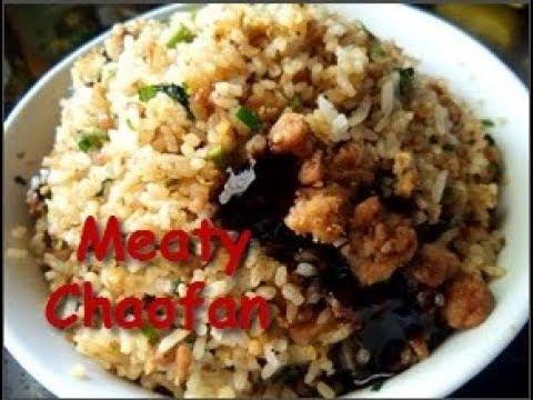 Chowking's Style Meaty Chaofan (NEW VERSION)