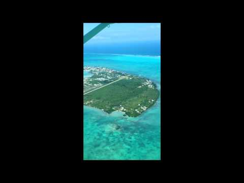 Tropic Air Flight from Belize City to Ambergris Caye San Pedro Belize