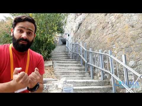 Wheelchair Travel: Mission Acropolis, Athens Greece