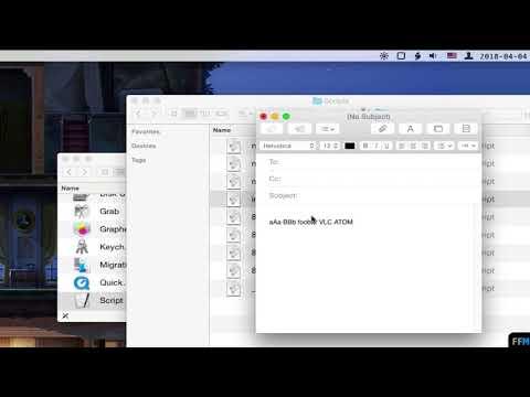 AppleScript: Insert Date and Time Free (Mac)