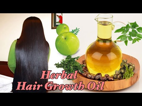 How to Make Hair Grow Faster?The Best Homemade Hair Oil For Fastest Hair Growth.