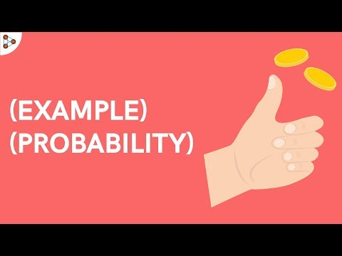Probability - Two Coins are Tossed (Example)