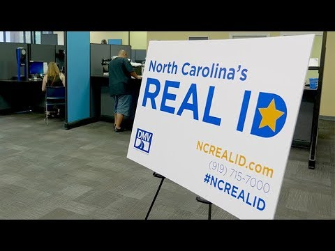 What is N.C. REAL ID?