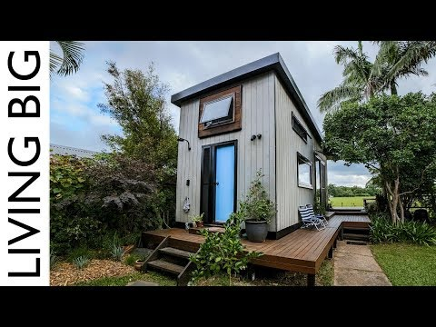 Spectacular Zen Inspired Dream Tiny House