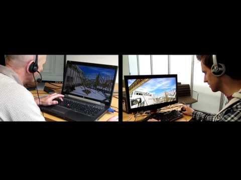 Multiplayer tutorial demo