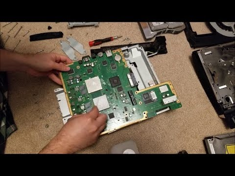 Christmas Special: Sony Playstation 3 Clean and Fresh Thermal Paste