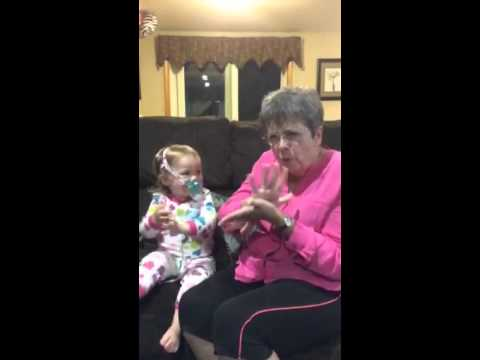 Cystic Fibrosis toddler treatment time
