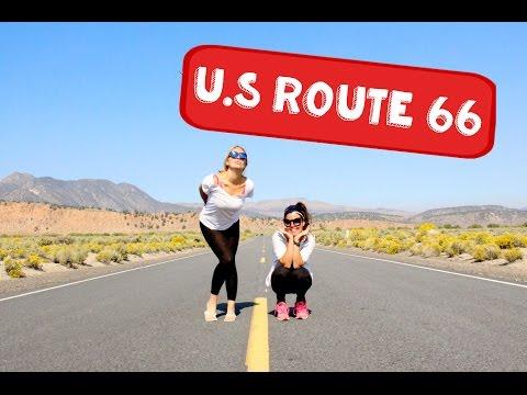 Road trip aux USA : U.S ROUTE 66 !