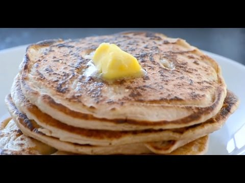 Quick-Fix Recipes! – Vegan Oats Pancakes