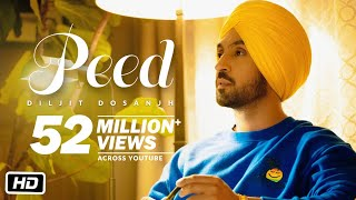 PEED: Diljit Dosanjh (Official) Music Video | G.O.A.T.