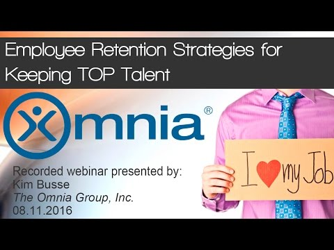 Employee Retention Strategies for Keeping Top Talent