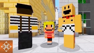 10 Captain Underpants Moments Caught In Minecraft