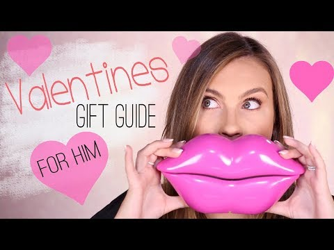 Valentines Gift Guide for Him 2018 | Angela Lanter