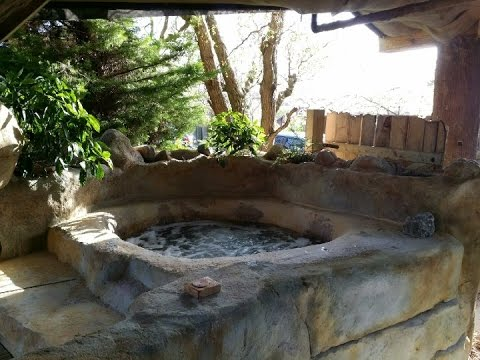 FRED FLINTSTONES CONCRETE hot tub spa jacuzzi  (BUILD)