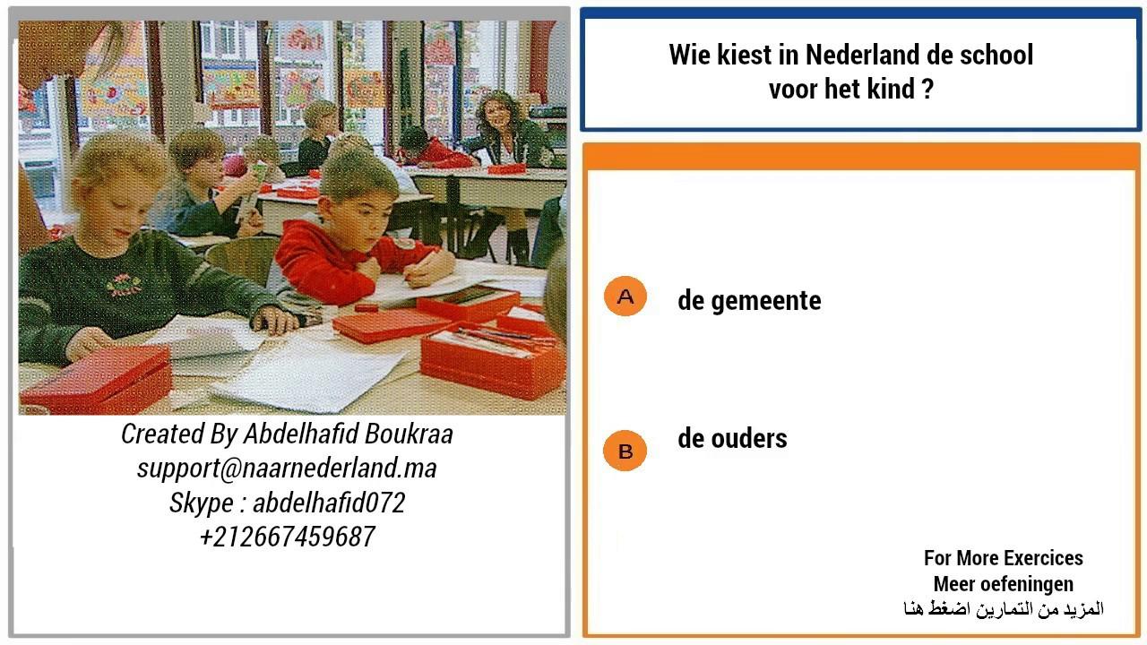 Kennis Van De Nederlandse Samenleving Oefenen 71-80