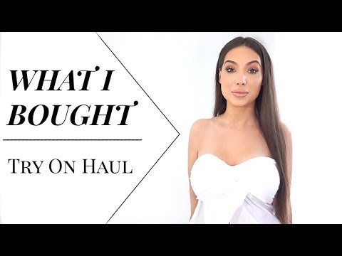 WHAT I BOUGHT- TRY ON HAUL   The Best Sale Finds: Zara, & Other Stories, H&M