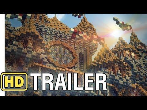 EPIC CASTLE CINEMATIC // Official TRAILER (Minecraft)
