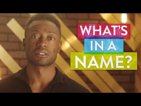 That Moment You Learn The Meaning of Your Name