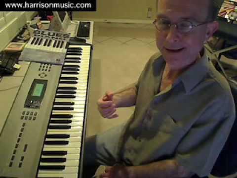 Blues Piano Lesson by Mark Harrison.mp4