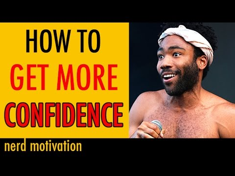 How To Get More Confidence for Black Men...and YOU.
