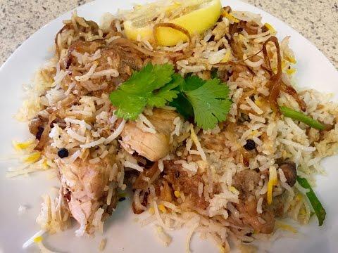 Chicken Korma Biryani