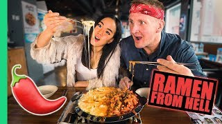 Download Spicy KOREAN FOOD Tour! Can Foreigners handle SPICY FOOD in Korea? Video