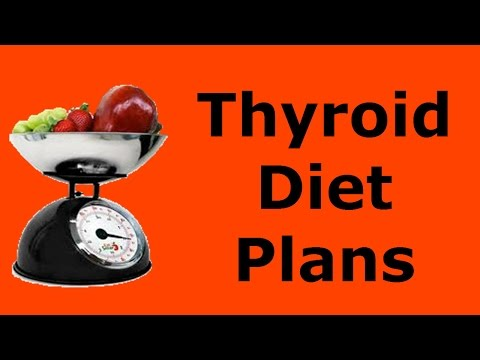 Underactive and Low Thyroid Treatment With Diet