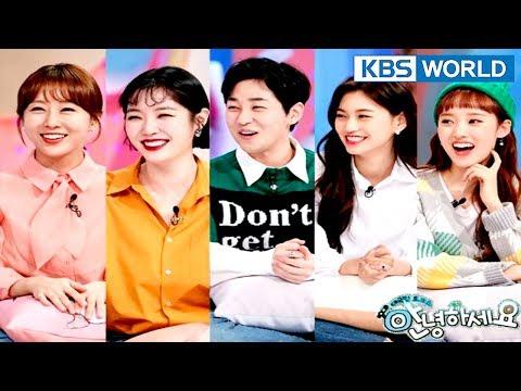 Guests : Hanyoung, Kim Saerom, Din Din, Weki Meki (Doyeon&Sei)[Hello Counselor/ENG,TAI/2018.03.05]