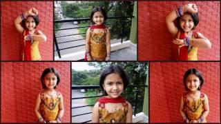 Appa I love you paa song cover by Saanvi Srinivas-ಅಪ್ಪ ಐ ಲವ್ ಯು ಪಾ.