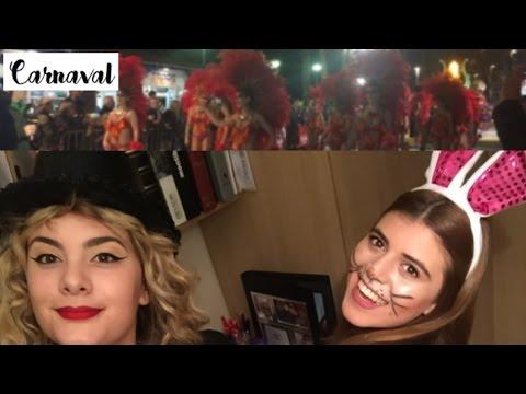 CARNAVAL 2017 IN TARRAGONA & SITGES || LifeWJu