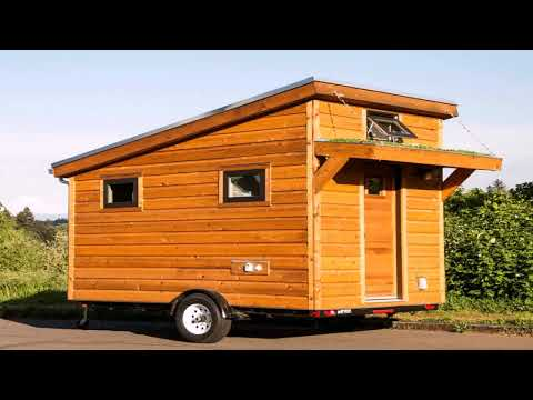 How To Build A Tiny House On Wheels Book