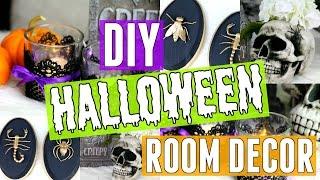 Diy Halloween Room Decor 3 Cheap Easy Room Decor Ideas For Halloween
