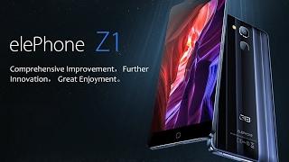 Meet the new Elephone Z1
