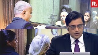 Kulbhushan Jadhav Meets Family In Pakistan | The Debate With Arnab Goswami