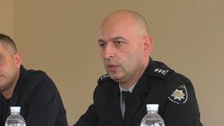 У Никополя новый в. и.о. начальника полиции - Андрей Бидыло