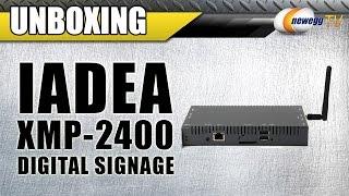 IAdea XPM2400 Digital Signage Player Unboxing - Newegg TV