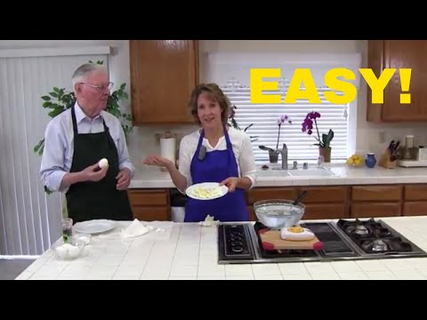 Perfect Hard Boiled Eggs: How to Make Easy to Make, Easy to Peel Hard Boiled Eggs Recipe!