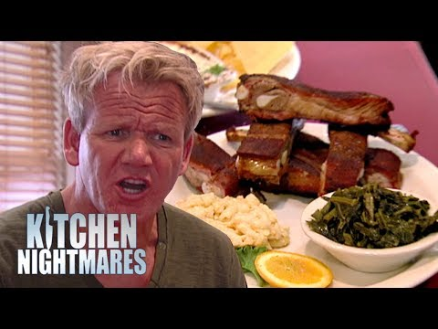 Lazy Chef S Dirty Kitchen Hotel Hell