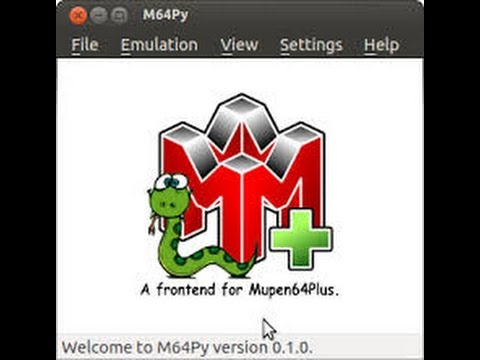 How to get Mupen64 on Linux (Ubuntu)