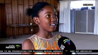 13-year Old Gymnastic Star Struggling To Take Off In Spite Of Her Talent