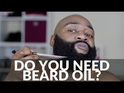 Do you need beard oil | What can you use on your beard