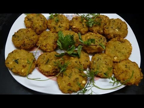Spicy Chana Dal Vada Senagapappu Vadalu Preparation in Telugu