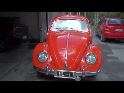 VW Volkswagen Beetle 1964