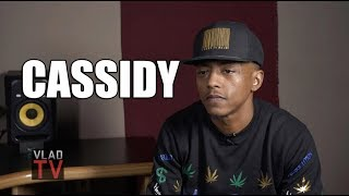 Cassidy on Dissing 50 Cent Over Jadakiss, Sitting Down with 50 and Working it Out (Part 9)