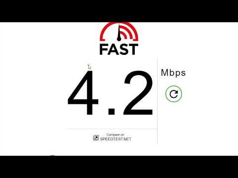 Check Your Internet Speed in 30 Seconds Tutorial how to check internet speed 2018