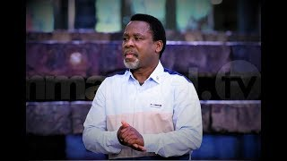 POWERFUL PRAYER FOR FORGIVENESS WITH TB JOSHUA!!!