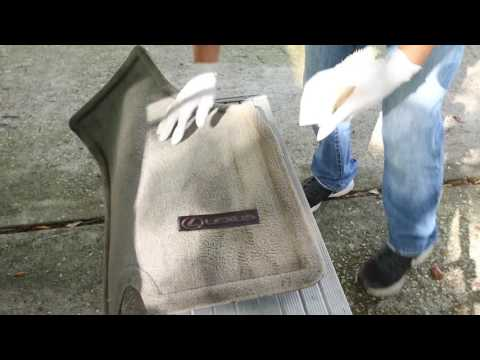 How To Clean Car Carpet WITHOUT Steamer- Interior Car Cleaning and Detailing