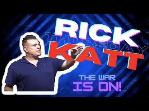 Rick Katt 033018: Rejoice. Worship. Be Free of Lust!