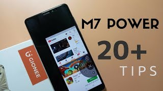 20+ Gionee M7 Power Tips & Tricks in Hindi.