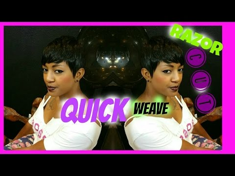 How to do a nautral 27 Piece Quick Weave Style